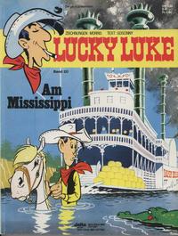 Cover Thumbnail for Lucky Luke (Egmont Ehapa, 1977 series) #20 - Am Mississippi