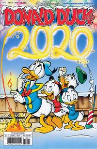 Cover Thumbnail for Donald Duck & Co (Hjemmet / Egmont, 1948 series) #1/2020