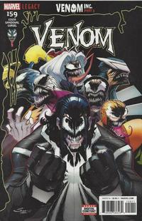 Cover Thumbnail for Venom (Marvel, 2017 series) #159