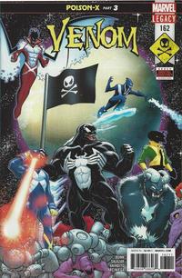 Cover Thumbnail for Venom (Marvel, 2017 series) #162