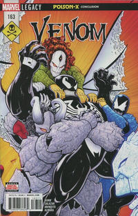 Cover Thumbnail for Venom (Marvel, 2017 series) #163