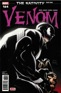 Cover Thumbnail for Venom (Marvel, 2017 series) #164