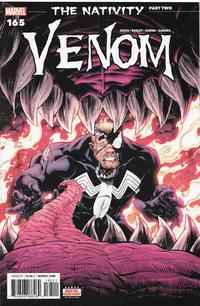 Cover Thumbnail for Venom (Marvel, 2017 series) #165