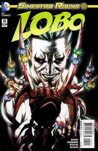 Cover Thumbnail for Lobo (DC, 2014 series) #11