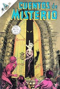 Cover Thumbnail for Cuentos de Misterio (Editorial Novaro, 1960 series) #143