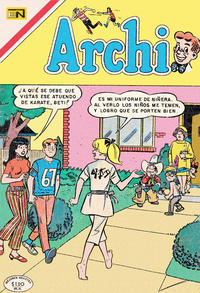 Cover Thumbnail for Archi (Editorial Novaro, 1956 series) #389
