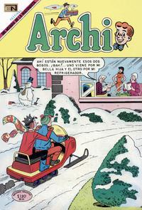 Cover Thumbnail for Archi (Editorial Novaro, 1956 series) #348