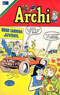 Cover Thumbnail for Archi (Editorial Novaro, 1956 series) #560
