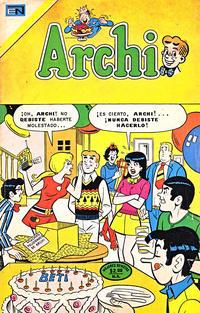Cover Thumbnail for Archi (Editorial Novaro, 1956 series) #571