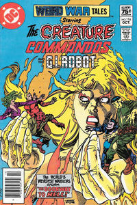 Cover Thumbnail for Weird War Tales (DC, 1971 series) #116 [Canadian]