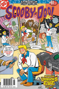 Cover Thumbnail for Scooby-Doo (DC, 1997 series) #61 [Newsstand]
