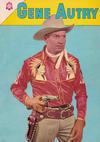 Cover for Gene Autry (Editorial Novaro, 1954 series) #130