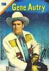 Cover for Gene Autry (Editorial Novaro, 1954 series) #165