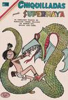 Cover for Chiquilladas (Editorial Novaro, 1952 series) #276