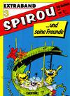 Cover for Spirou und seine Freunde (Carlsen Comics [DE], 1984 ? series) #3