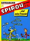 Cover for Spirou und seine Freunde (Carlsen Comics [DE], 1984 ? series) #4