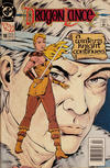 Cover for Dragonlance Comic Book (DC, 1988 series) #18 [Newsstand]