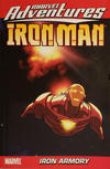 Cover for Marvel Adventures Iron Man (Marvel, 2007 series) #2 - Iron Armory