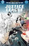 Cover for Justice League Rebirth (Urban Comics, 2017 series) #[1] Director's Cut