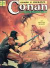 Cover for Conan the Barbarian [Κόναν ο Βάρβαρος] (Κόμπρα Πρεςς [Cobra Press], 1985 ? series) #112