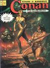 Cover for Conan the Barbarian [Κόναν ο Βάρβαρος] (Κόμπρα Πρεςς [Cobra Press], 1985 ? series) #113