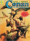 Cover for Conan the Barbarian [Κόναν ο Βάρβαρος] (Κόμπρα Πρεςς [Cobra Press], 1985 ? series) #115