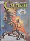 Cover for Conan the Barbarian [Κόναν ο Βάρβαρος] (Κόμπρα Πρεςς [Cobra Press], 1985 ? series) #109