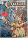 Cover for Conan the Barbarian [Κόναν ο Βάρβαρος] (Κόμπρα Πρεςς [Cobra Press], 1985 ? series) #125