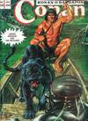Cover for Conan the Barbarian [Κόναν ο Βάρβαρος] (Κόμπρα Πρεςς [Cobra Press], 1985 ? series) #126