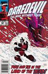 Cover for Daredevil (Marvel, 1964 series) #280 [Mark Jewelers]