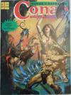 Cover for Conan the Barbarian [Κόναν ο Βάρβαρος] (Κόμπρα Πρεςς [Cobra Press], 1985 ? series) #127