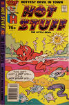 Cover for Hot Stuff, the Little Devil (Harvey, 1957 series) #166 [Newsstand]