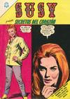 Cover for Susy Secretos Del Corazon (Editorial Novaro, 1961 series) #158