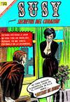 Cover for Susy Secretos Del Corazon (Editorial Novaro, 1961 series) #208