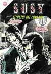Cover for Susy Secretos Del Corazon (Editorial Novaro, 1961 series) #156