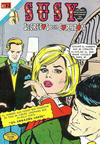 Cover for Susy Secretos Del Corazon (Editorial Novaro, 1961 series) #617