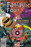 Cover for Fantastic Four (Marvel, 1961 series) #338 [Mark Jewelers]