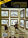 Cover for The New Yorker Cartoons of the Year (Workman Publishing, 2010 ? series) #2012