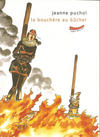 Cover for La bouchère (Editions de l'An 2, 2003 series) #2 - La bouchère au bûcher