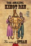 Cover for Kimot Ren (Martian Lit, 2016 series) #3