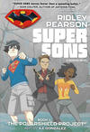 Cover for Super Sons (DC, 2019 series) #1 - The Polarshield Project
