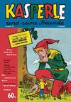 Cover for Kasperle (Jaeger'sche Buchdruckerei, 1960 series) #97
