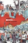 Cover for Cités - Lieux vides, rues passantes (Actes Sud, 2019 series)