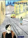 Cover for La disparue (Actes Sud, 2017 series)