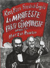 Cover for Le manifeste du parti communiste (Actes Sud, 2018 series)