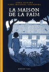 Cover for La Maison de la Faim (Actes Sud, 2011 series)