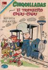 Cover for Chiquilladas (Editorial Novaro, 1952 series) #287 [Española]