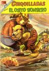 Cover for Chiquilladas (Editorial Novaro, 1952 series) #246 [Española]