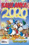 Cover for Kalle Anka & C:o (Egmont, 1997 series) #1-2/2020