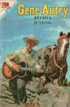 Cover for Gene Autry (Editorial Novaro, 1954 series) #172 [Española]